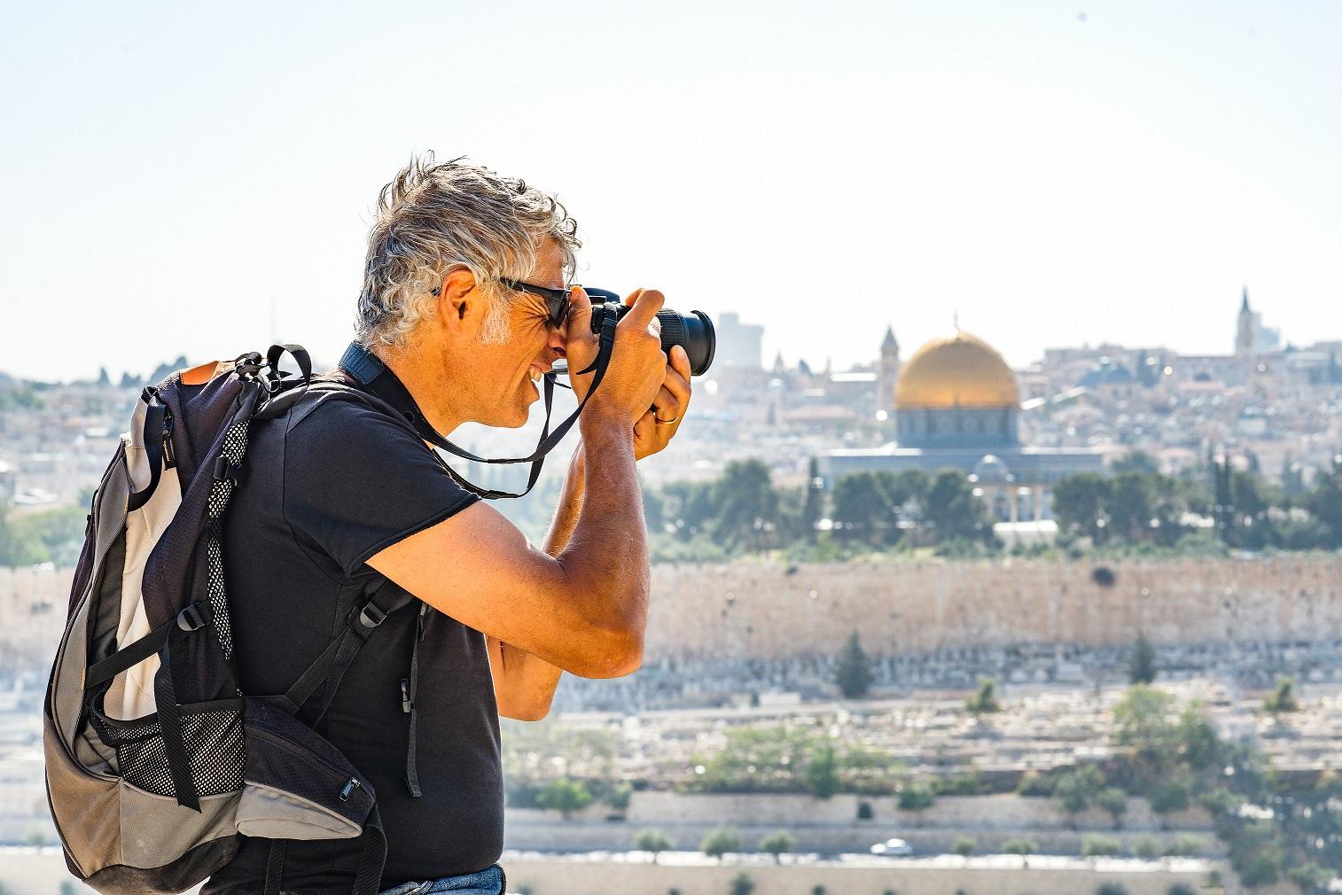 Pieczątka z Izraela, pieczątka turystyczna