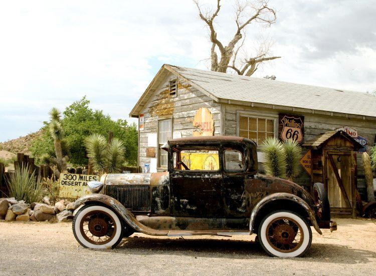 Wyjątkowe miejsca do fotografowania - Route 66